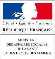 logo Ministere affaires sociales sante droits des femmes