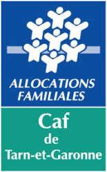 logo CAF Tarn-et-Garonne