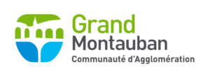 logo grand montauban agglomeration